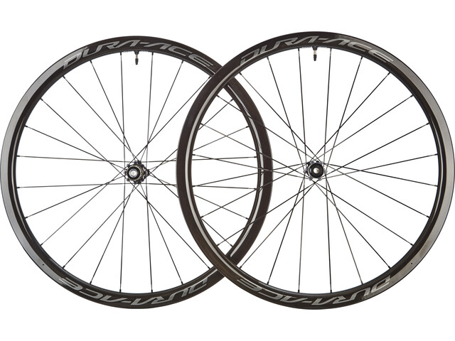 Shimano Dura-Ace WH-R9170-C40-TL Wielset 11-speed, black